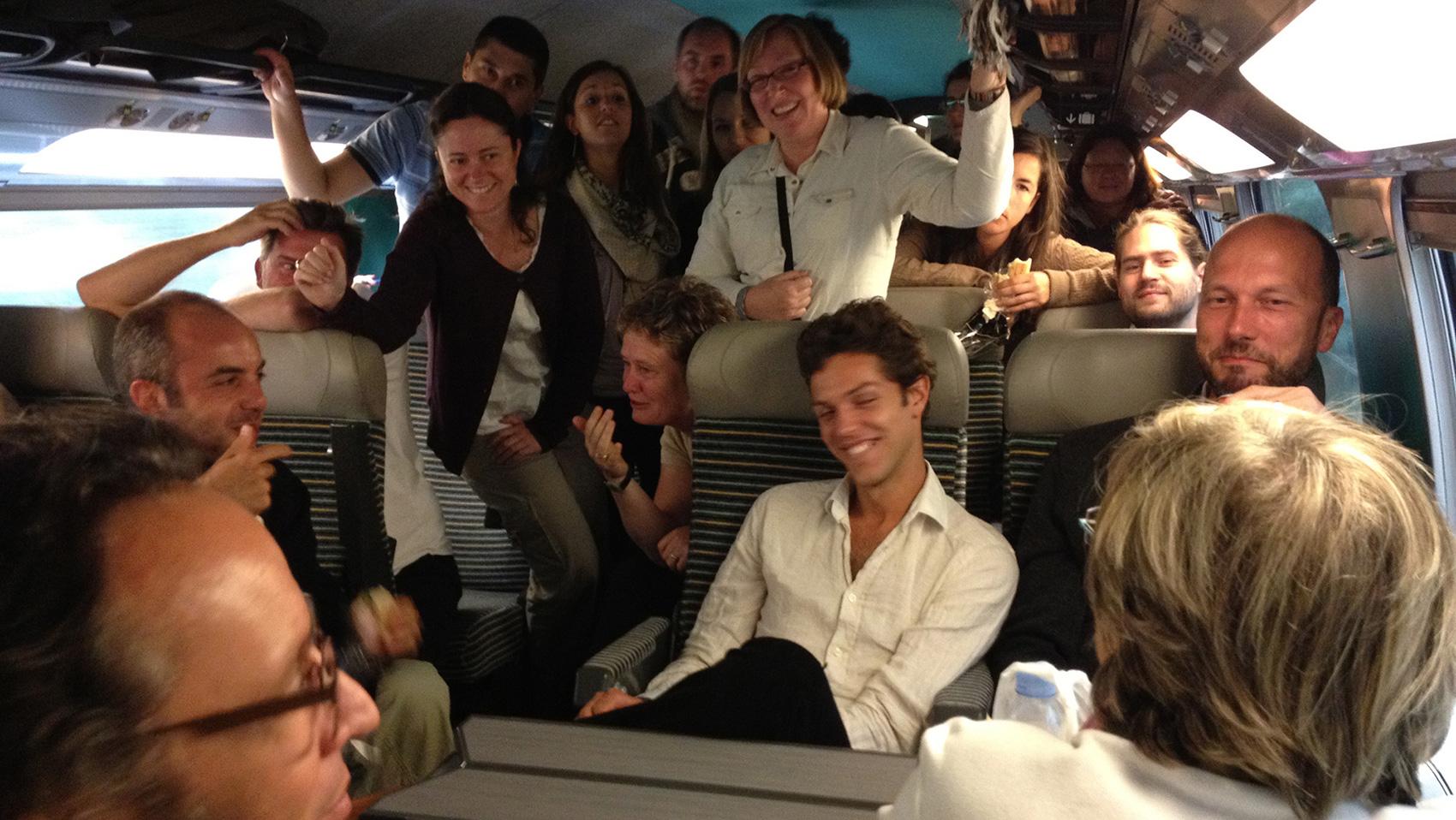 Retour de La Chaise-Dieu - Septembre 2012