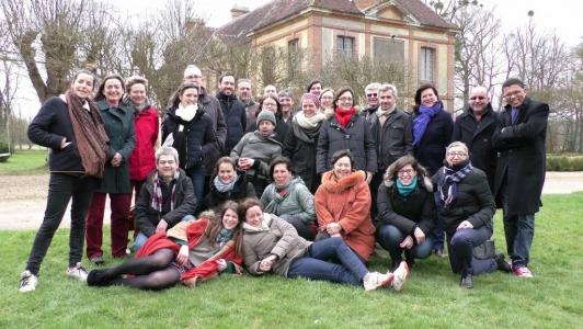 Stage musical à Verneuil-sur-Avre – Mars 2015